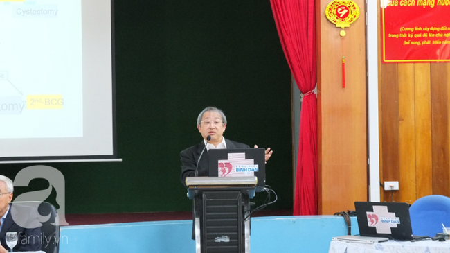 Gần 900 người Việt tử vong vì căn bệnh ung thư này mỗi năm: Thấy tiểu gắt, tiểu ra máu hãy cảnh giác - Ảnh 1.