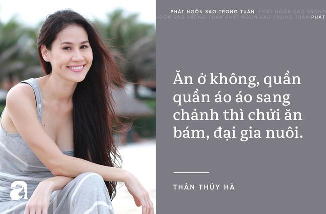 Vĩnh Thụy chia tay vẫn bảo vệ Hoàng Thùy Linh khi bị nhắc lại scandal clip nóng; Thân Thúy Hà phản ứng gay gắt trước bình luận mỉa mai - Ảnh 5.