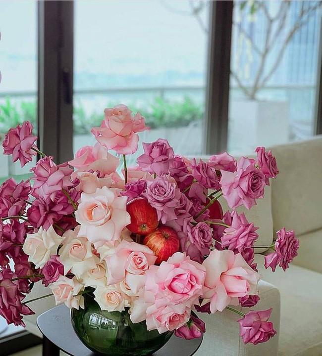 Cận cảnh nơi sống xa hoa, rợp bóng cây xanh của vợ chồng Hoa hậu Đặng Thu Thảo - Ảnh 14.