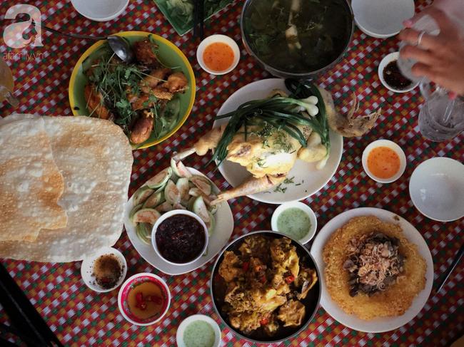 Món gà chỉ trứ danh ở quán ăn bình dân mát rượi gió biển, ai đến Quy Nhơn cũng phải nếm thử một lần - Ảnh 8.