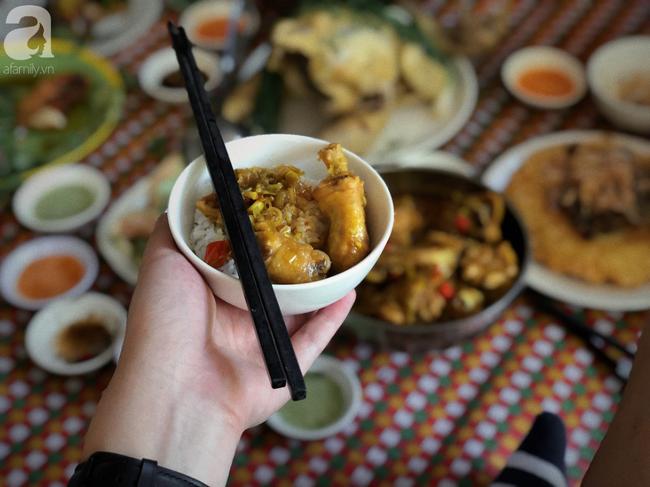 Món gà chỉ trứ danh ở quán ăn bình dân mát rượi gió biển, ai đến Quy Nhơn cũng phải nếm thử một lần - Ảnh 9.