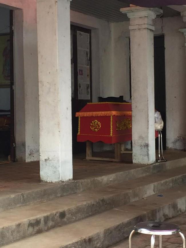 Vụ xe khách đâm tử vong 7 người đi đưa đám tang ở Vĩnh Phúc: Hé lộ nguyên nhân ban đầu - Ảnh 3.