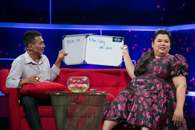 Vợ chồng diễn viên Tuyền Mập cãi nhau ở trường quay khiến chương trình suýt bị dừng ghi hình - Ảnh 6.