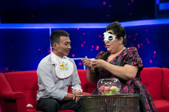 Vợ chồng diễn viên Tuyền Mập cãi nhau ở trường quay khiến chương trình suýt bị dừng ghi hình - Ảnh 7.