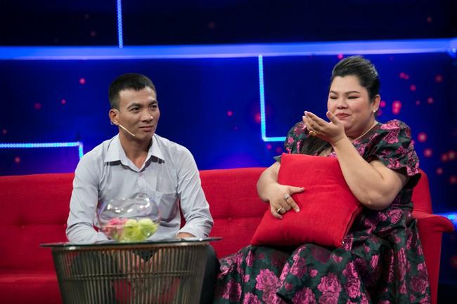 Vợ chồng diễn viên Tuyền Mập cãi nhau ở trường quay khiến chương trình suýt bị dừng ghi hình - Ảnh 5.
