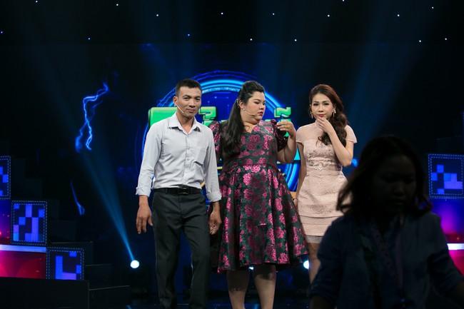 Vợ chồng diễn viên Tuyền Mập cãi nhau ở trường quay khiến chương trình suýt bị dừng ghi hình - Ảnh 2.