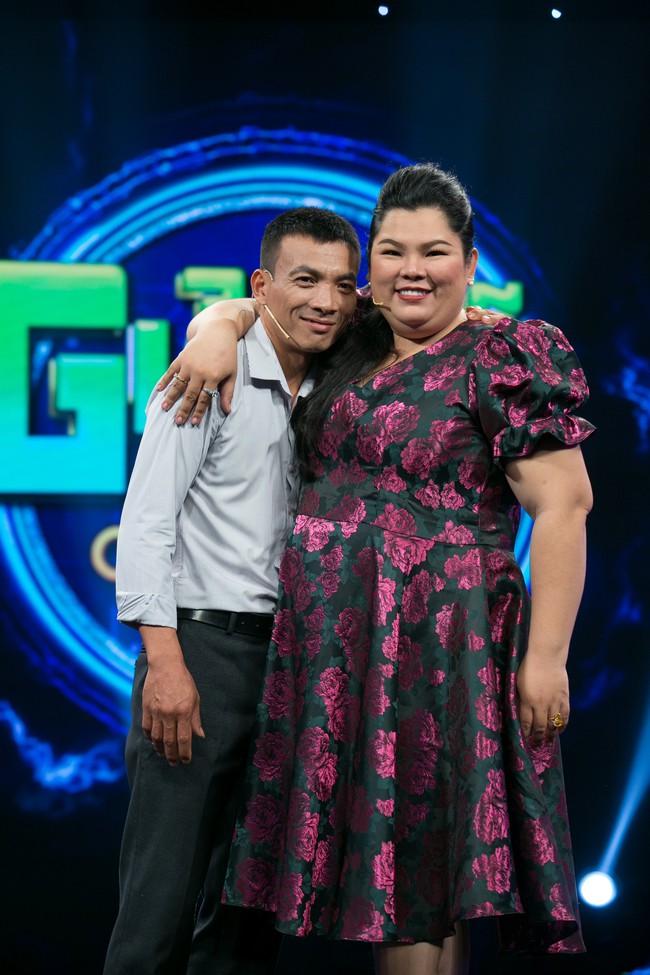 Vợ chồng diễn viên Tuyền Mập cãi nhau ở trường quay khiến chương trình suýt bị dừng ghi hình - Ảnh 1.
