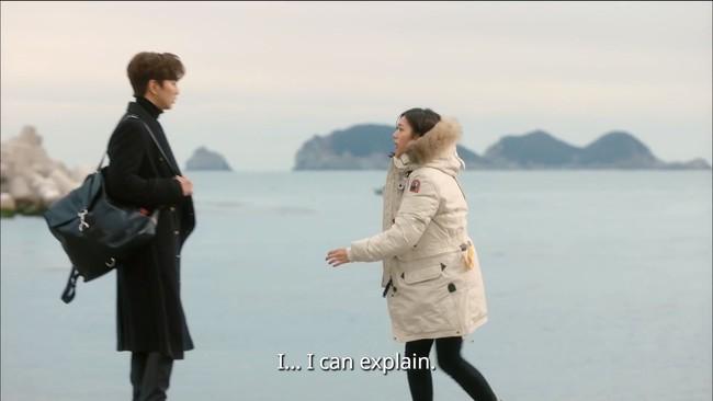 5 cảnh chia tay trong phim Hàn khiến người xem phải thốt lên: Bị bồ đá thôi sao mà buồn đến thế! - Ảnh 8.