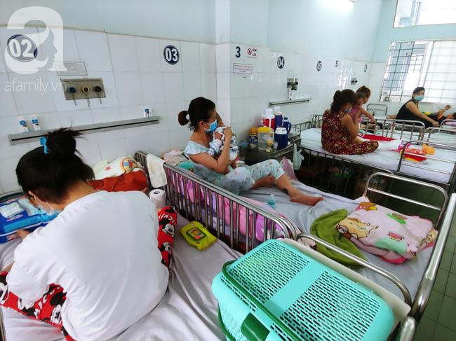 Hàng ngàn bệnh nhi đi viện vì tiêu chảy, sốc nhiệt tại TP.HCM: Cảnh báo những căn bệnh mùa nắng nóng - Ảnh 4.