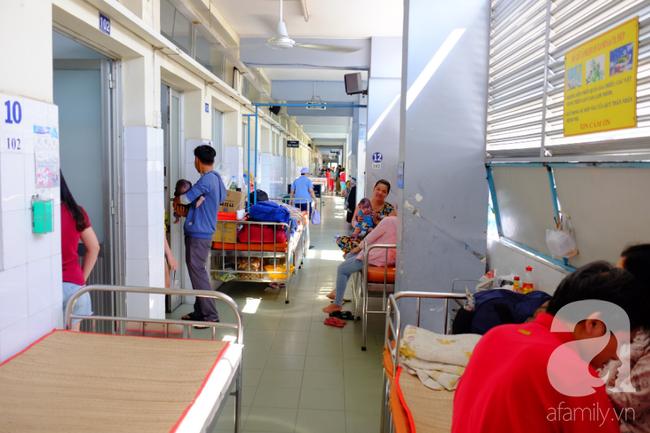Hàng ngàn bệnh nhi đi viện vì tiêu chảy, sốc nhiệt tại TP.HCM: Cảnh báo những căn bệnh mùa nắng nóng - Ảnh 5.