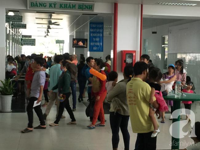 Hàng ngàn bệnh nhi đi viện vì tiêu chảy, sốc nhiệt tại TP.HCM: Cảnh báo những căn bệnh mùa nắng nóng - Ảnh 6.