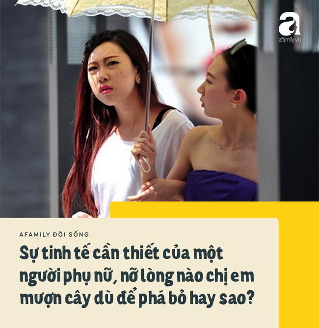 Chuyện ô dù của chị em công sở Sài Gòn: Da có thể đen nhưng ý tứ nhất định không được để mất! - Ảnh 5.