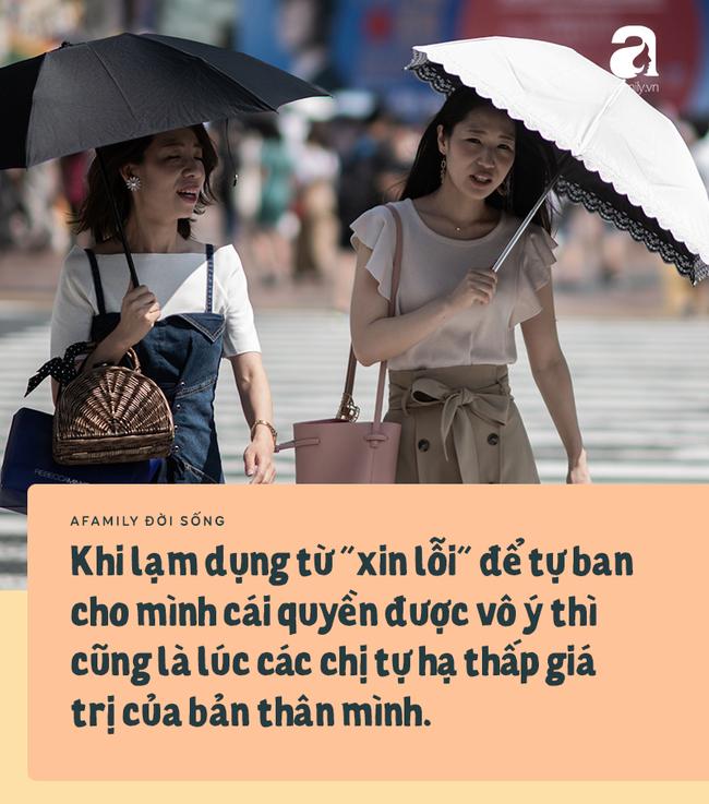 Chuyện ô dù của chị em công sở Sài Gòn: Da có thể đen nhưng ý tứ nhất định không được để mất! - Ảnh 6.