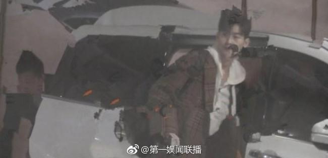 Vừa đi làm về đã xách hành lý sang nhà Trương Hàn, Cổ Lực Na Trát tái hợp với bạn trai cũ sau 2 năm chia tay? - Ảnh 9.