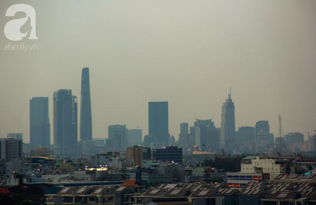 TP.HCM năm 2019: Ngột ngạt vì ô nhiễm không khí, các chỉ số vượt ngưỡng an toàn, đi đâu cũng thấy rác thải - Ảnh 20.