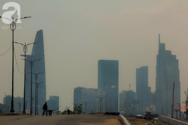 TP.HCM năm 2019: Ngột ngạt vì ô nhiễm không khí, các chỉ số vượt ngưỡng an toàn, đi đâu cũng thấy rác thải - Ảnh 17.