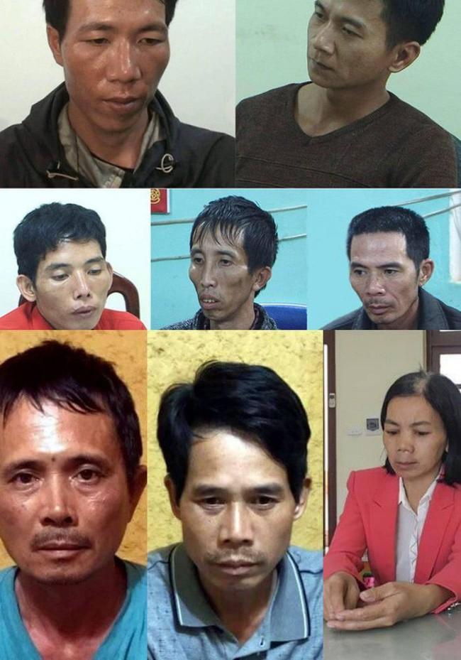 Trước ngày sát hại nữ sinh giao gà, vợ chồng Bùi Văn Công đến nhà đối tượng thứ 9 chúc Tết - Ảnh 3.
