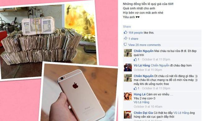 Chồng mang thùng tiền lẻ đi mua điện thoại 23 triệu tặng vợ ngày 8/3, cả cửa hàng được phen choáng váng vì đếm tiền mỏi tay - Ảnh 4.