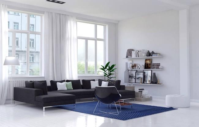 Hướng dẫn bạn cách chọn thảm phù hợp cho từng góc phòng trong nhà bạn - Ảnh 1.