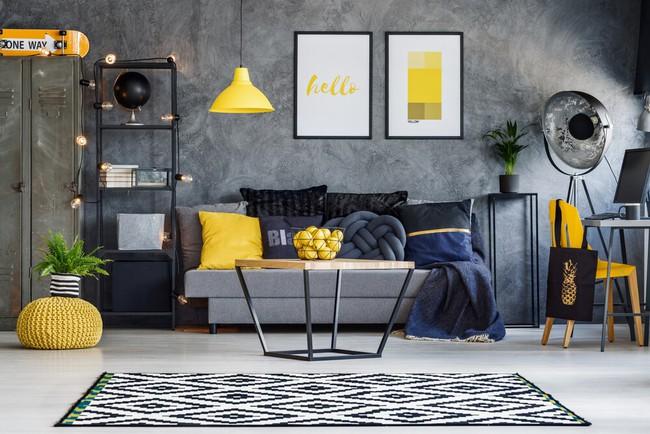 Hướng dẫn bạn cách chọn thảm phù hợp cho từng góc phòng trong nhà bạn - Ảnh 4.