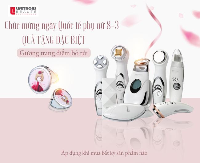 Quốc tế Phụ nữ này đừng đau đầu vì chọn quà nữa, hãy xem ngay chiếc máy massage nhỏ xinh con gái ai cũng mê này! - Ảnh 3.