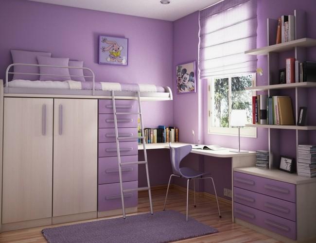 9 thiết kế phòng ngủ cho bé cực đẹp và thông minh nhờ nội thất đa năng - Ảnh 2.