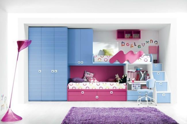 9 thiết kế phòng ngủ cho bé cực đẹp và thông minh nhờ nội thất đa năng - Ảnh 4.
