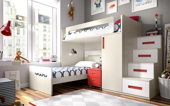 9 thiết kế phòng ngủ cho bé cực đẹp và thông minh nhờ nội thất đa năng - Ảnh 6.