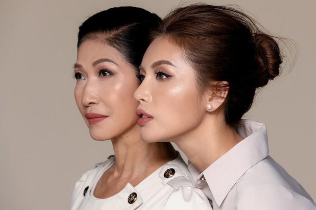 Chụp ảnh cùng con gái, mẹ Minh Tú khiến ai cũng xuýt xoa vì quá trẻ trung, xinh đẹp  - Ảnh 6.
