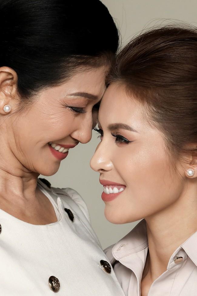Chụp ảnh cùng con gái, mẹ Minh Tú khiến ai cũng xuýt xoa vì quá trẻ trung, xinh đẹp  - Ảnh 8.