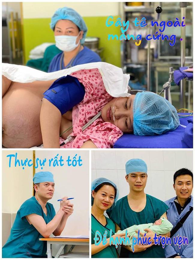 Chia sẻ gây sốt MXH của bác sĩ phụ sản Gây tê ngoài màng cứng - Đẻ không đau? khiến nhiều sản phụ ngỡ ngàng khi hiểu ra - Ảnh 1.