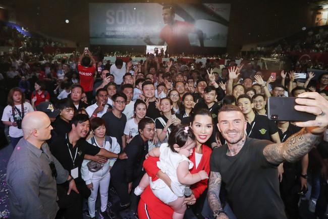 David Beckham tất bật với lịch làm việc chớp nhoáng tại Việt Nam - Ảnh 3.