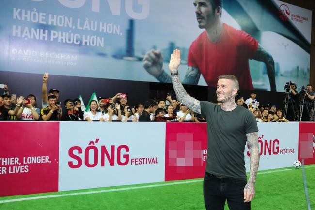 David Beckham tất bật với lịch làm việc chớp nhoáng tại Việt Nam - Ảnh 4.