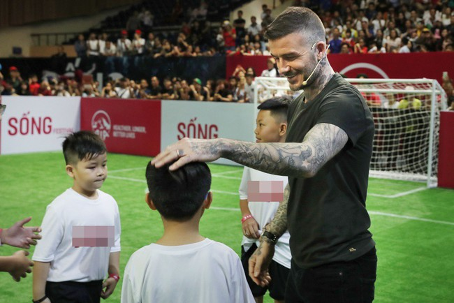 David Beckham tất bật với lịch làm việc chớp nhoáng tại Việt Nam - Ảnh 5.