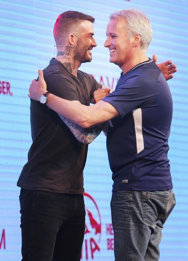 David Beckham tất bật với lịch làm việc chớp nhoáng tại Việt Nam - Ảnh 9.