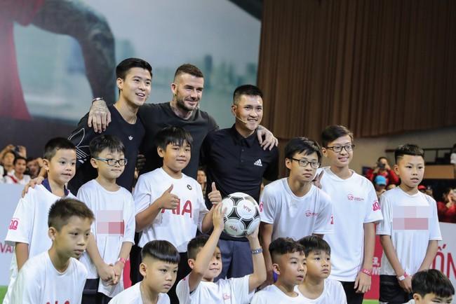 David Beckham tất bật với lịch làm việc chớp nhoáng tại Việt Nam - Ảnh 6.
