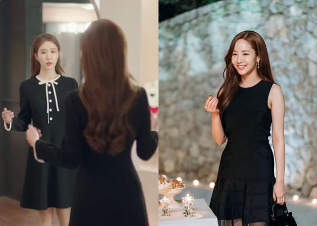 Park Min Young  - Yoo In Na: Hai nàng thư ký xinh đẹp với khá nhiều điểm chung trong phong cách mà nàng công sở nào cũng muốn học theo - Ảnh 5.