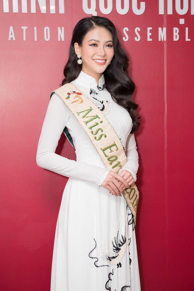 Bị antifan tấn công liên tục, Hoa hậu Trái đất Phương Khánh đáp trả thế này  - Ảnh 1.
