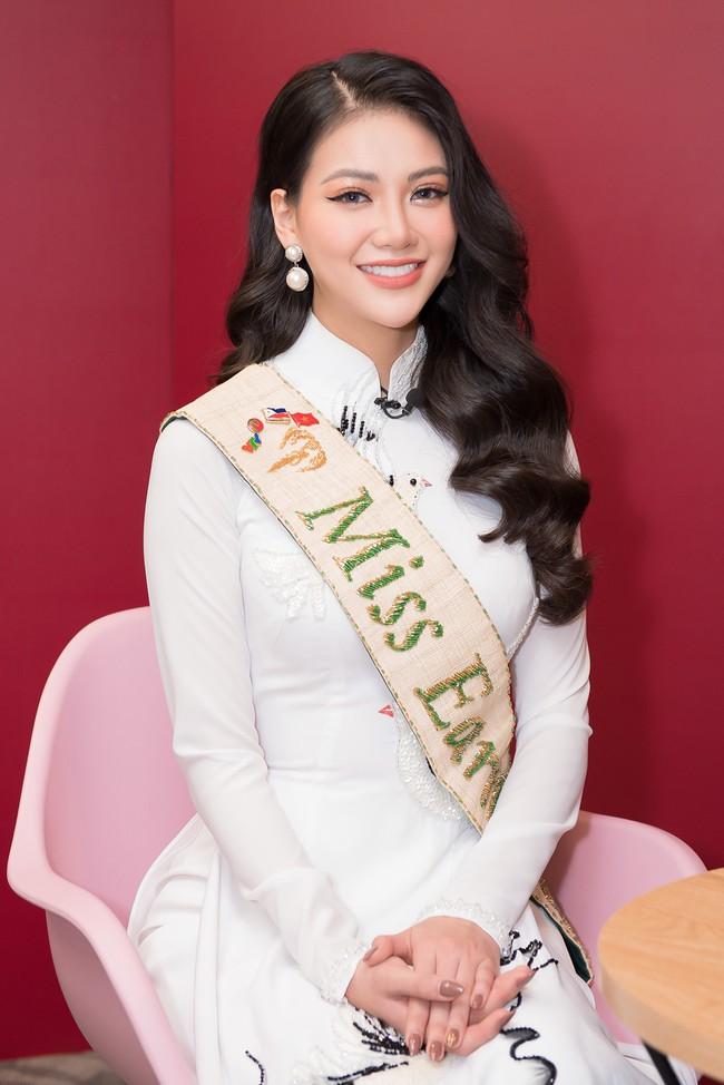 Bị antifan tấn công liên tục, Hoa hậu Trái đất Phương Khánh đáp trả thế này  - Ảnh 2.