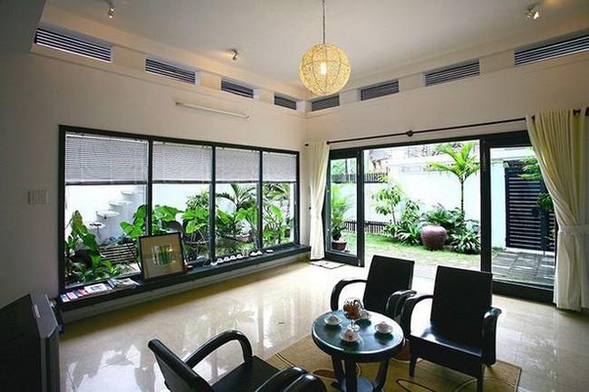 Nhà 2 tầng siêu đẹp, thiết kế hiện đại nhưng đượm hồn quê - Ảnh 5.
