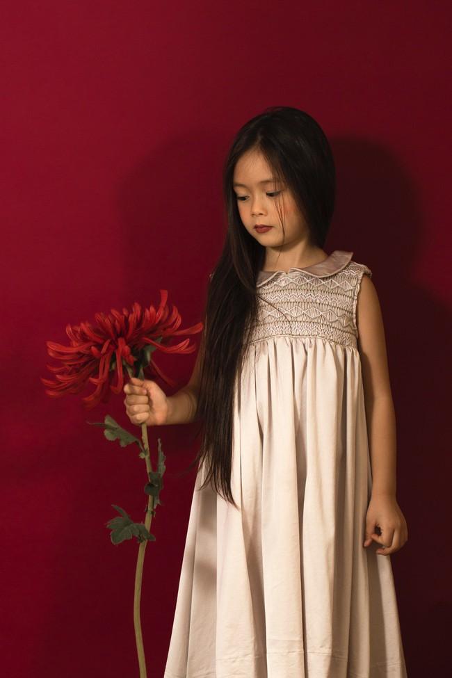 Công chúa lai nhà Đoan Trang xinh đẹp hút hồn qua ống kính cậu ruột - Ảnh 12.