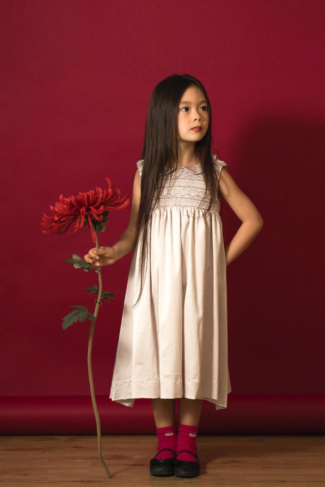 Công chúa lai nhà Đoan Trang xinh đẹp hút hồn qua ống kính cậu ruột - Ảnh 13.