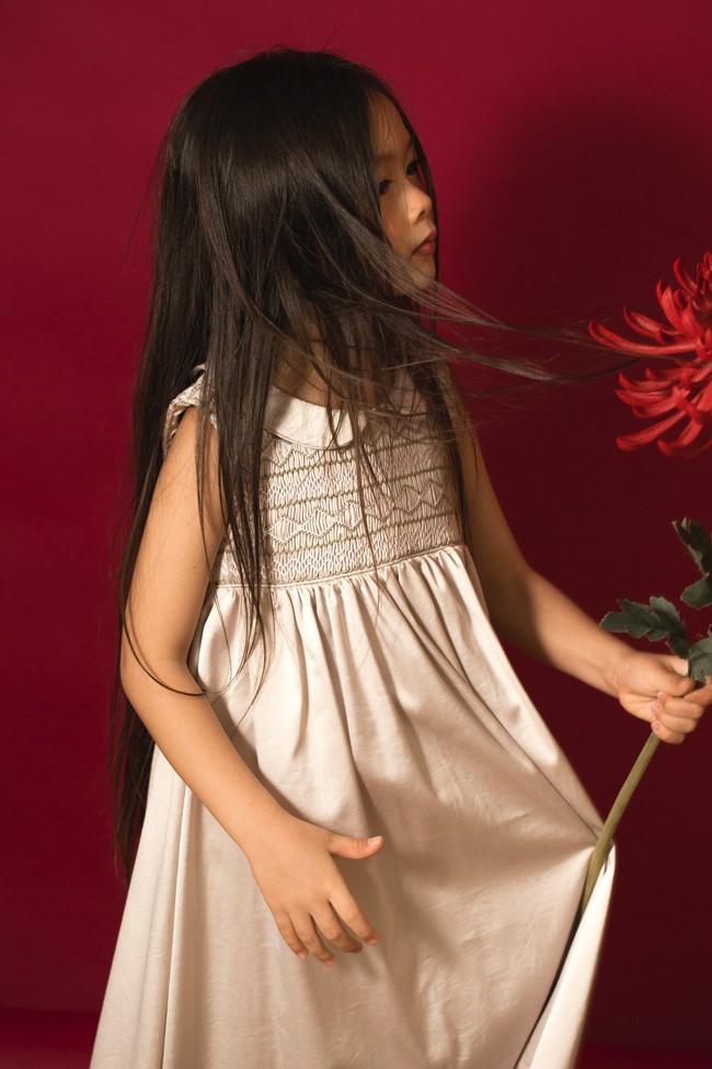 Công chúa lai nhà Đoan Trang xinh đẹp hút hồn qua ống kính cậu ruột - Ảnh 14.