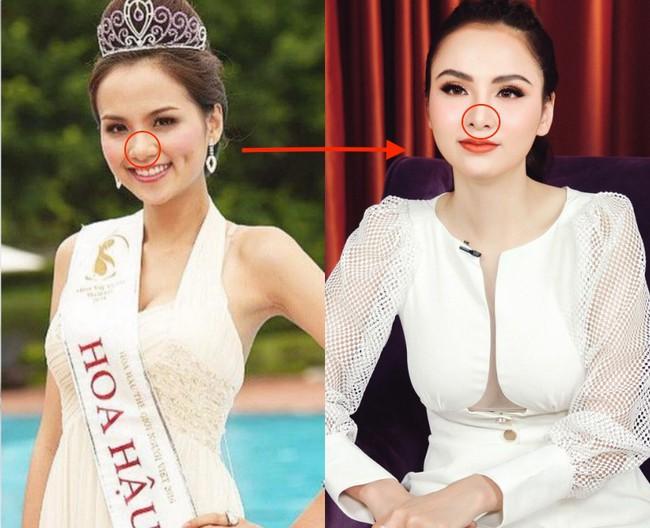 Sau loạt nghi án thẩm mỹ, Diễm Hương ngày càng xinh đẹp nhưng sao càng nhìn lại càng thấy giống... Angela Phương Trinh   - Ảnh 2.
