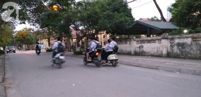 Vụ thầy giáo nghi dâm ô nhiều học sinh nam ở Hà Nội: Công an, nhà trường đang họp khẩn, học sinh hoang mang - Ảnh 5.