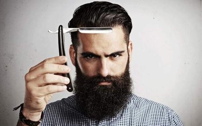 Khoa học chứng minh: Đàn ông râu rậm tóc dài thường có tinh hoàn bé nhất! - Ảnh 1.