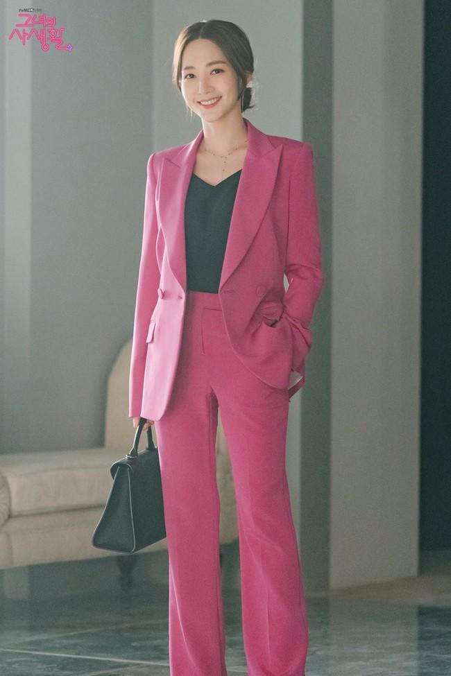 3 lý do khán giả không nên bỏ lỡ Her private life của Park Min Young và Kim Jae Wook - Ảnh 9.