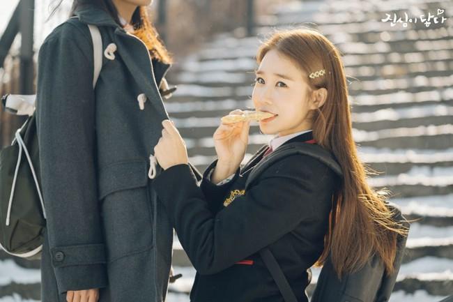Mắt tròn mắt dẹt dàn sao Hàn hơn 30 tuổi đình đám mặc đồng phục học sinh: Toàn thánh hack tuổi, số 1 và 5 bất ngờ - Ảnh 6.