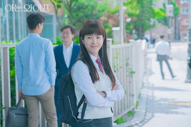 Mắt tròn mắt dẹt dàn sao Hàn hơn 30 tuổi đình đám mặc đồng phục học sinh: Toàn thánh hack tuổi, số 1 và 5 bất ngờ - Ảnh 7.