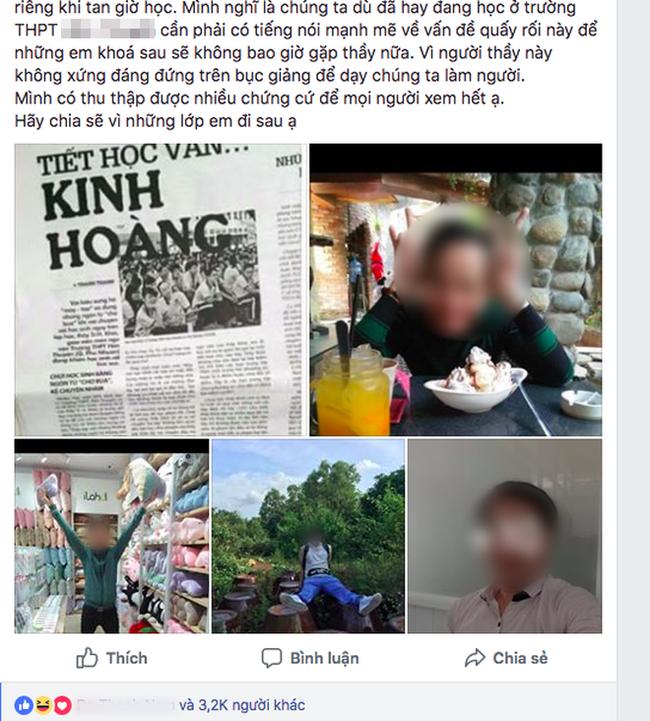 Từ  vụ thầy giáo trường Trần Phú nghi dâm ô học sinh nam: Nhiều vụ việc tương tự đã xảy ra tại chính nơi học sinh học tập - Ảnh 2.